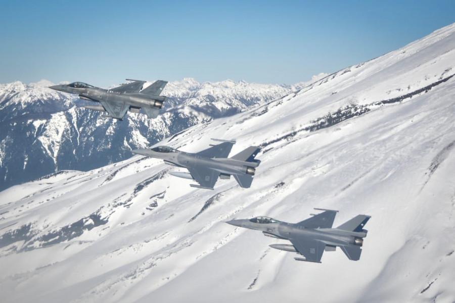 Aviones Lockheed Martin F 16 Block 50 Fighting Falcon de la FACh